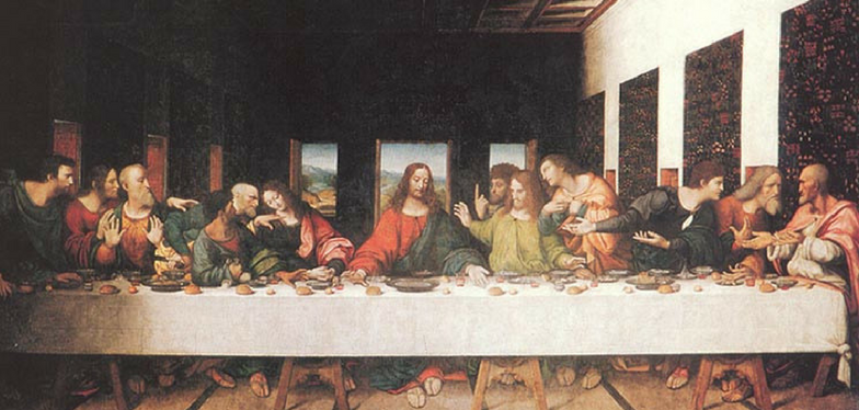 Last Supper Tongerlo